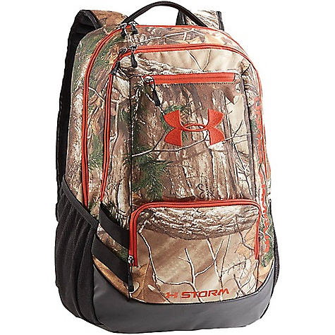 Under Armour UA Camo Hustle Backpack 1247302