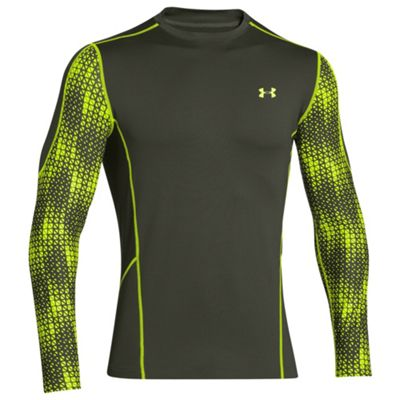 Under Armour Men's Evo Coldgear Fitted Hybrid Jacket