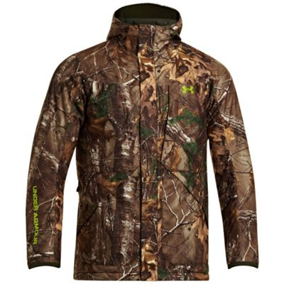 Under Armour Men's Coldgear Infrared Scent Control Gunpowder Jacket