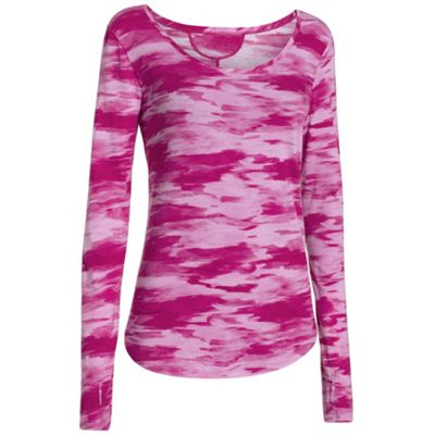 Under Armour Women's Cross Town Printed Long Sleeve Top