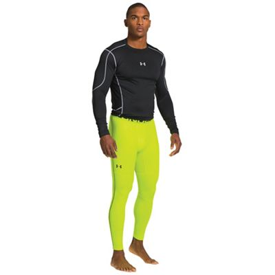 Under Armour Men's Evo ColdGear Printed Compression Legging