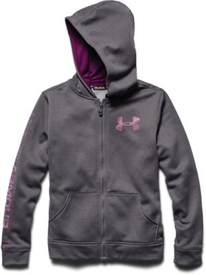 Under Armour Boys' Armour Fleece Storm Magzip Hoody