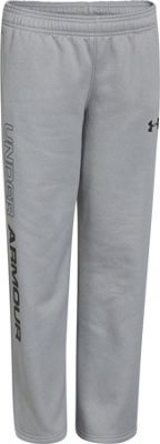 Under Armour Boys' Armour Fleece Storm Script Pant