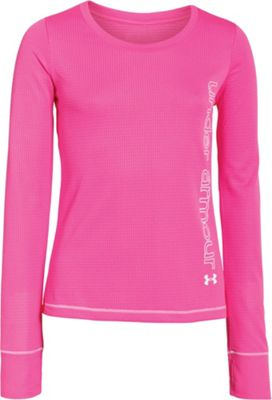 Under Armour Girls' Frosty Long Sleeve Shirt
