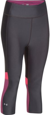 Under Armour Women's Heatgear Alpha Compression Novelty Capri