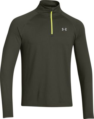 Under Armour Men's Heatgear Flyweight Run 1/2 Zip Top