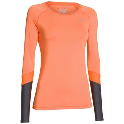 Under Armour Women's Heatgear Alpha Novelty Long Sleeve Top