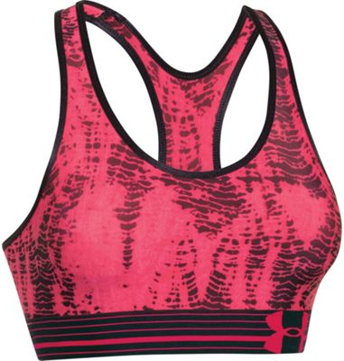Under Armour Women's Heatgear Alpha Printed Bra