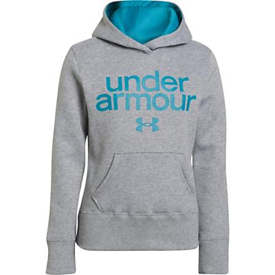 Under Armour Girls' Impulse Holiday Cotton Hoody
