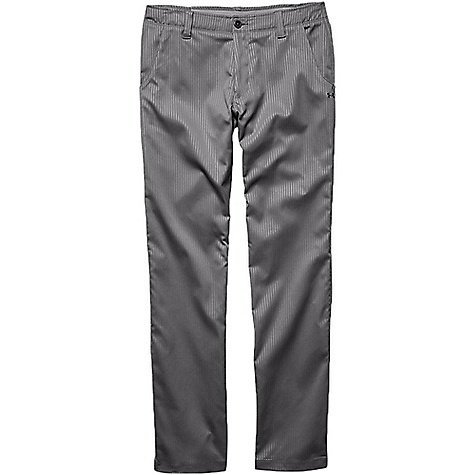 Under Armour Men's Matchplay Pant Graphite / True Gray Heather / Graphite