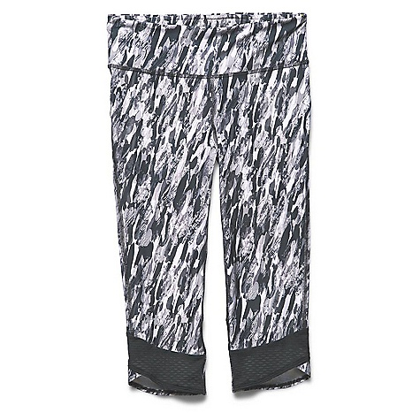 Under Armour Women's Fly By Printed Capri 2772147