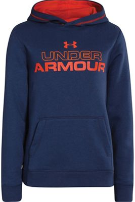 Under Armour Boys' Rival Cotton Holiday Hoody