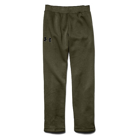 Under Armour Men's UA Rival Cotton Pant Greenhead / Black