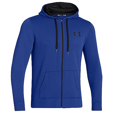 Under Armour Men's UA Rival Cotton Full Zip Hoodie 1248348