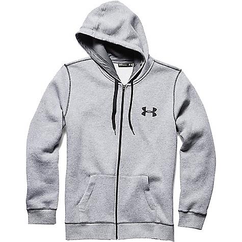 Under Armour Men's UA Rival Cotton Full Zip Hoodie 2247146