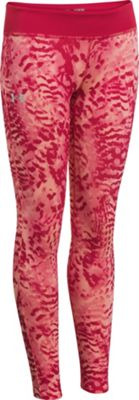 Under Armour Girls' Sonic Solid Printed Legging