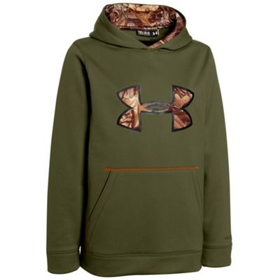 Under Armour Boys' Storm Caliber Hoody