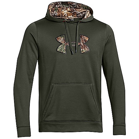Under Armour Men's UA Storm Caliber Hoody Ritle Green / Graphite