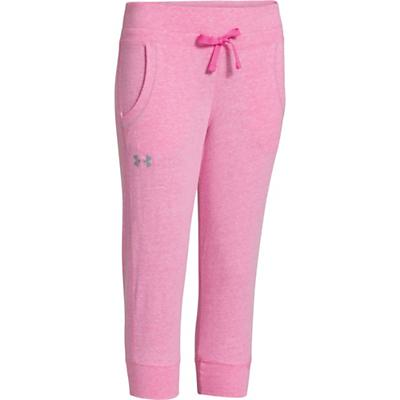 Under Armour Girls' Triblend Capri