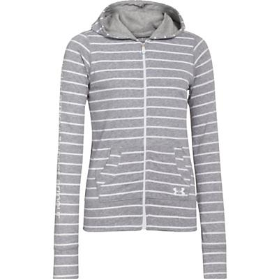Under Armour Girls' Triblend Full Zip Hoody