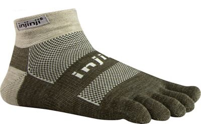 Injinji Performance 2.0 Outdoor Original Weight Micro Sock