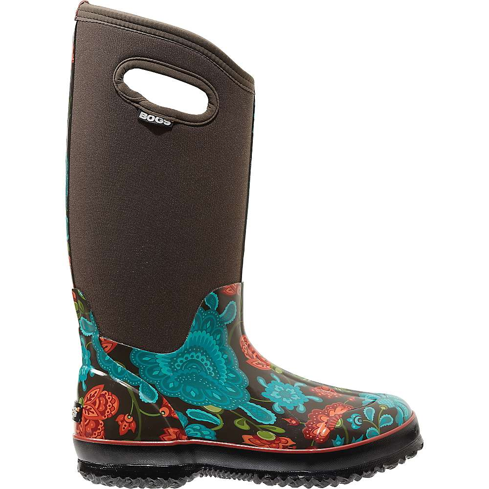 bogs s classic winter blooms boot