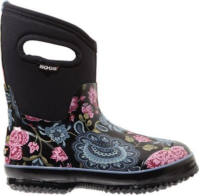 Bogs Women's Classic Winter Blooms Mid Boot