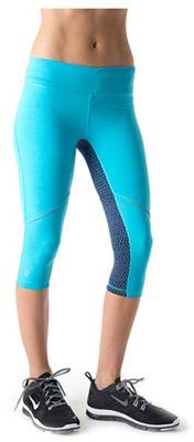 Tasc Women's Surprise Stripe Crop Pant