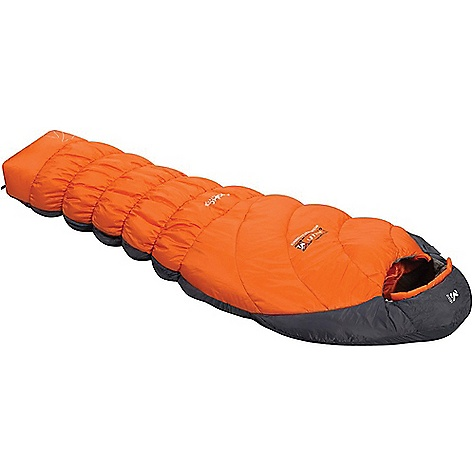 photo: Millet Baikal Extend warm weather synthetic sleeping bag