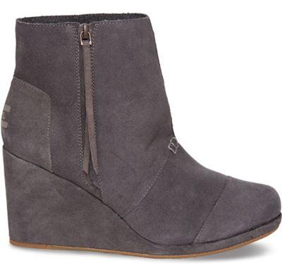 TOMS Women's Desert Wedge High Boot