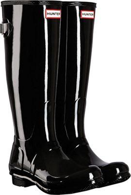 Hunter Women's Original Back Adjustable Gloss Boot