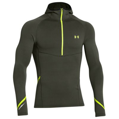 Under Armour Men's Armourstretch ColdGear 1/2 Zip
