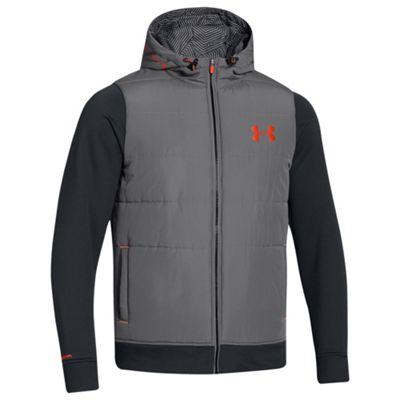 Under Armour Men's ColdGear Infrared Storm Hybrid Jacket