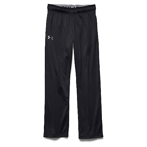 Under Armour Men's Lightweight Armour Fleece Pant Black / Steel / Steel