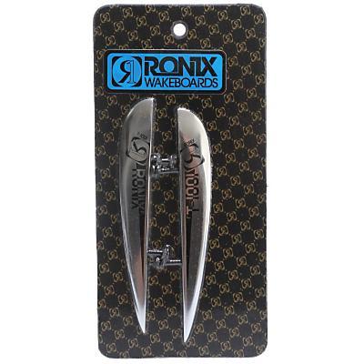 Ronix T1001 Aluminum Ramp Wakeboard Fins .8in