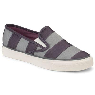 Sperry Women's Mariner Grosgrain Stripe Shoe