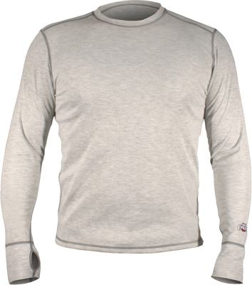 Hot Chillys Men's Geo Pro Long Sleeve Crewneck