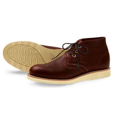 Red Wing Heritage Men's 3141 Chukka
