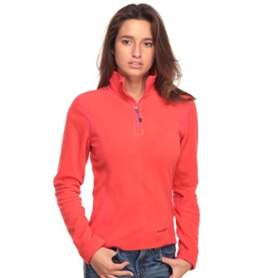 Moosejaw Women's Mack Ave 1/4 Zip Fleece