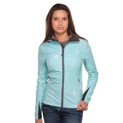 Moosejaw Women's Madison Hooded Softshell Jacket