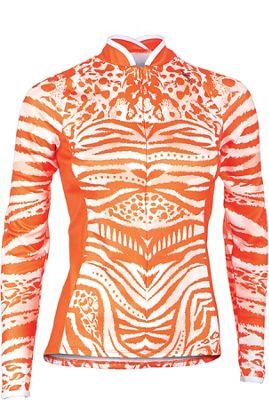 Shebeest Women's Bellissima Tigress Long Sleeve Jersey