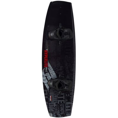 Hyperlite State Wakeboard 135 w/ Frequency Boots - Men's