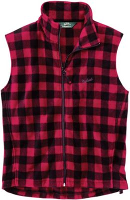 Woolrich Men's Andes Printed Fleece Vest