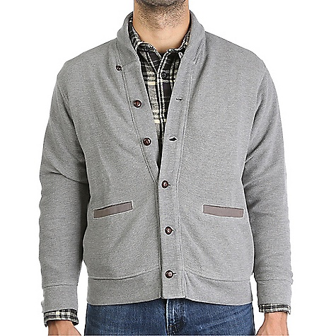 Click here for Woolrich Men's Bromley Shawl Cardigan prices