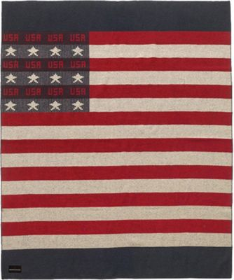 Woolrich Freedom Throw Blanket