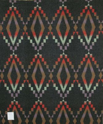 Woolrich Mountain Star Blanket