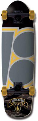 Plan B Zippo Cruiser Skateboard Complete 7.375 x 26.3in