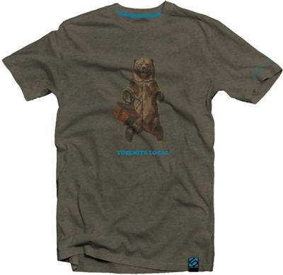 Five Ten Men's Bear Tee