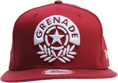 Grenade Patch'd Cap - Men's