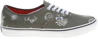 Vans Authentic SF Shoes (Tudor) Military Aloha - Men's